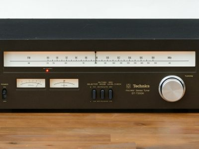 Technics ST-7300K Analog FM/AM Tuner 收音头