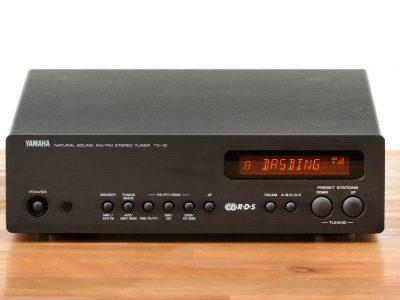 雅马哈 YAMAHA TX-10 FM/AM Tuner 收音头