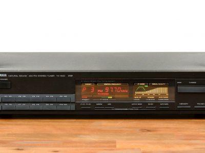 雅马哈 YAMAHA TX-500 FM/AM Tuner 收音头