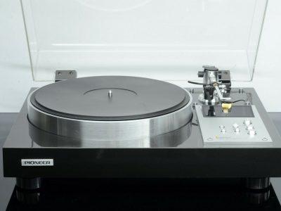 先锋 PIONEER PLC-590 黑胶唱机