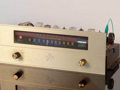 The Fisher Allegro Tube Tuner 电子管收音头 + 电子管功放