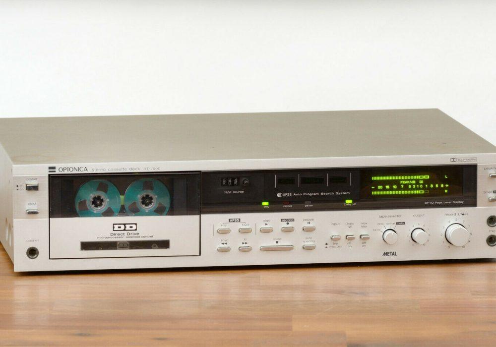 Sharp Optonica RT-7000 卡座