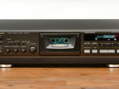 Technics RS-BX701 卡座