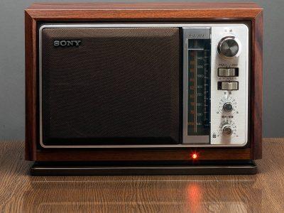 SONY ICF-9740 收音机