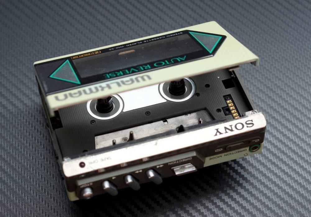SONY WM-55 WALKMAN 磁带随身听