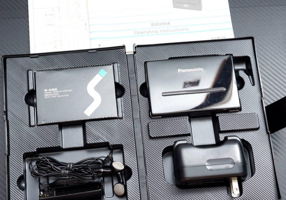 Panasonic RQ-S3 磁带随身听