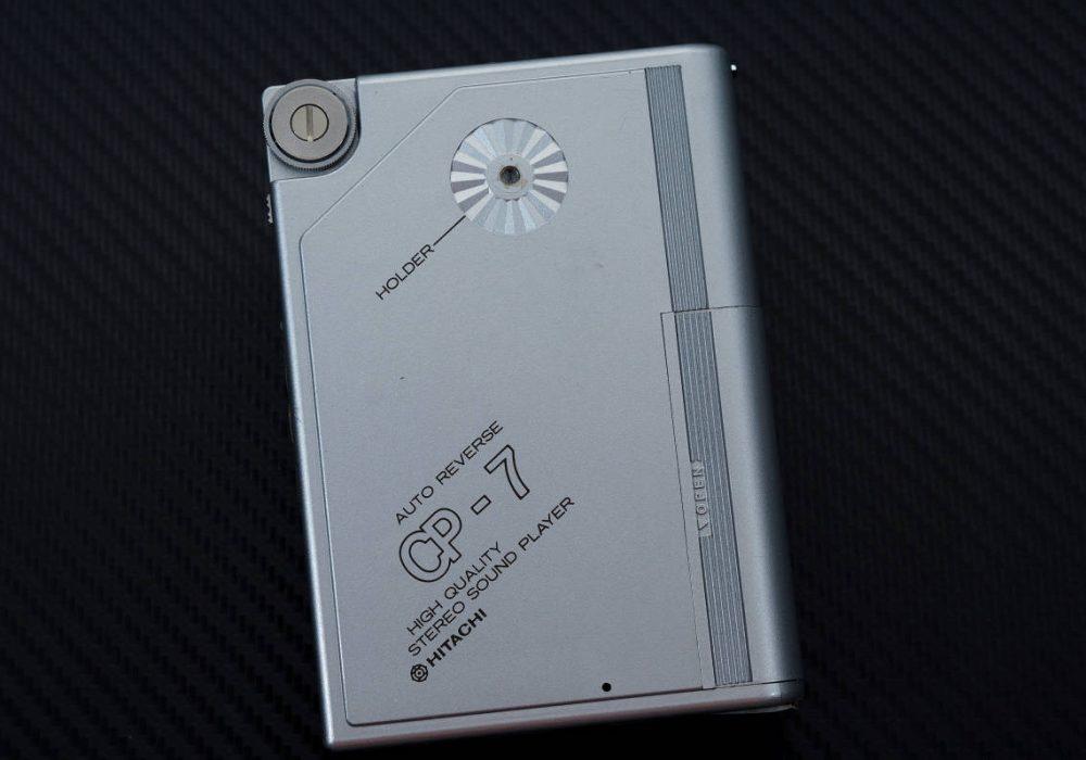 日立 HITACHI CP-7 磁带随身听