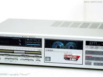 JVC DD-99 High-End 3-Head 卡座