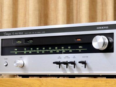 安桥 Onkyo T-466mkII 收音头