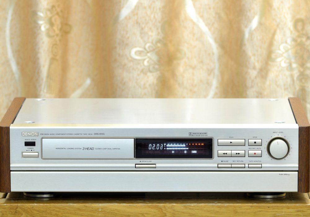 天龙 DENON DRS-810G 卡座