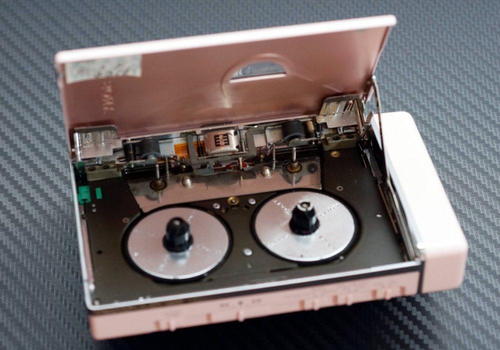 SONY WM-109 PINK WALKMAN 磁带随身听