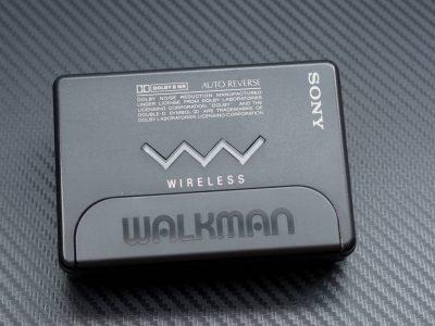 SONY WM-505 WALKMAN 磁带随身听