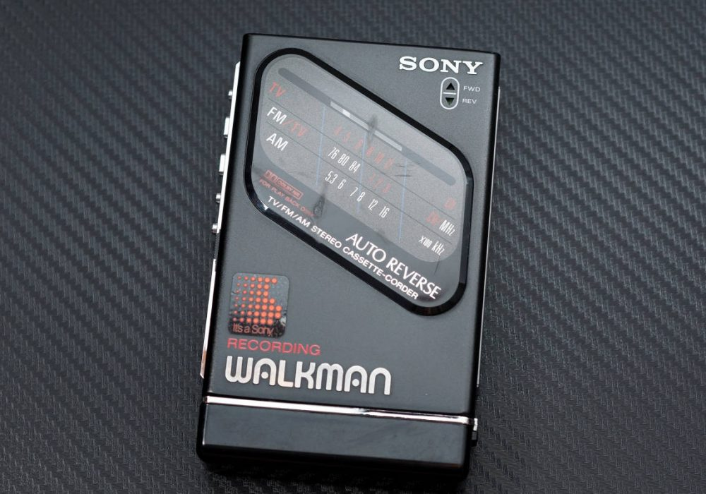 SONY WM-F203 WALKMAN 磁带随身听