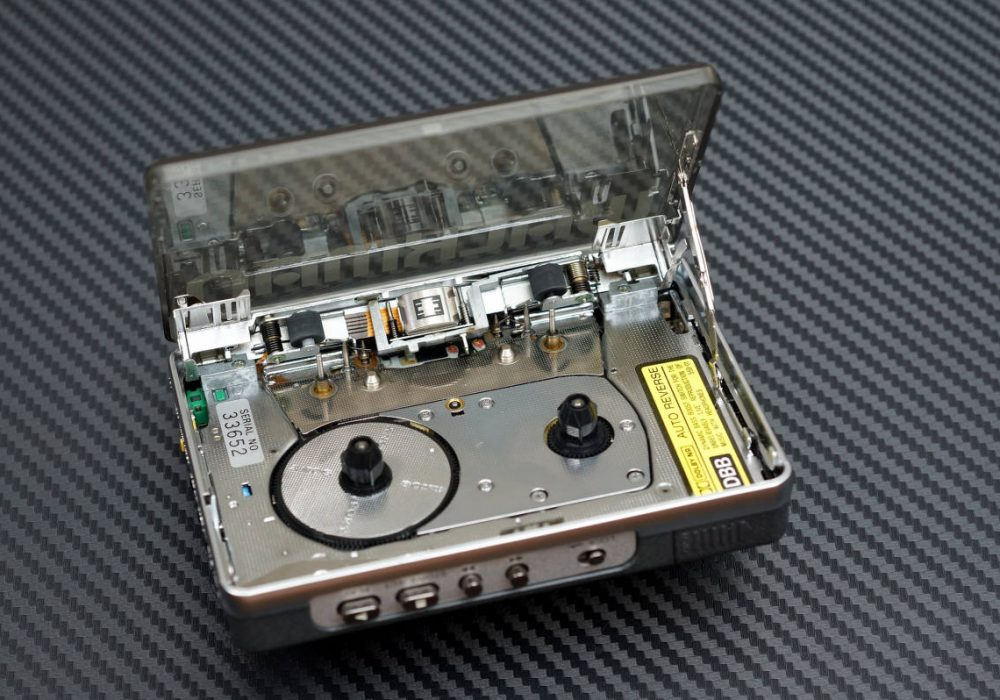 SONY WM-504 WALKMAN 磁带随身听