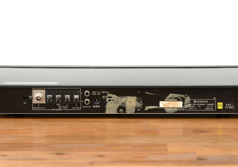 HITACHI FT-12 Tuner 收音头
