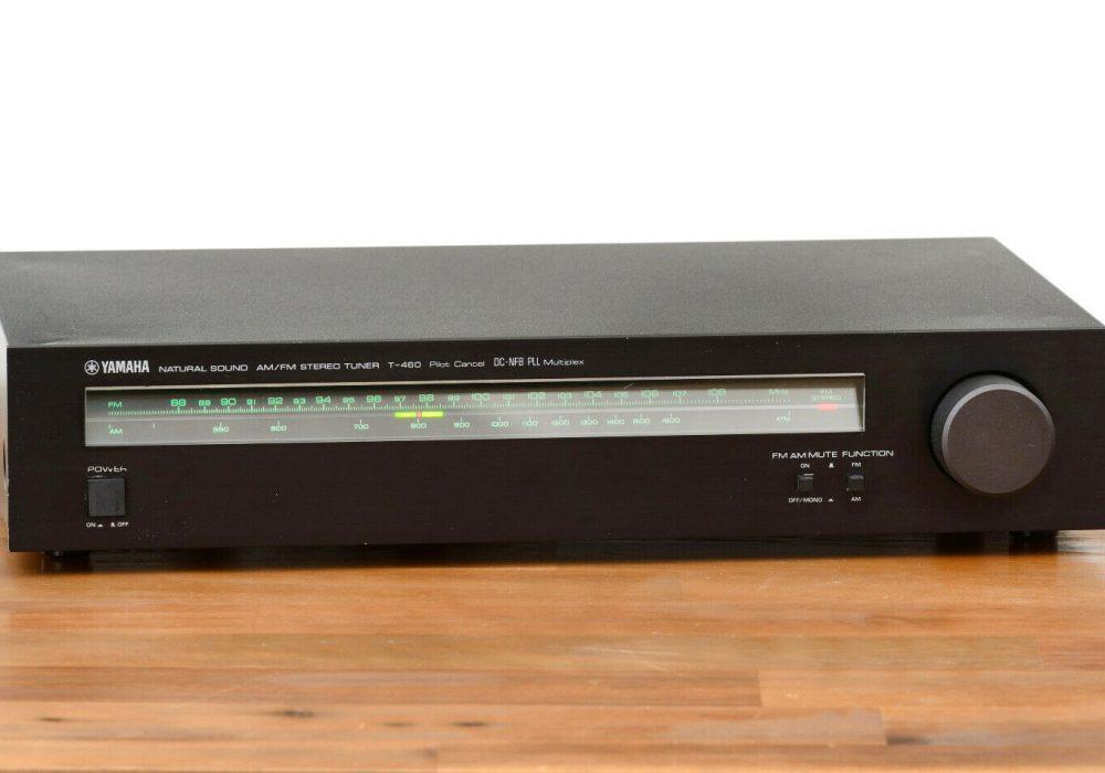 雅马哈 YAMAHA T-460 AM/FM Tuner 收音头