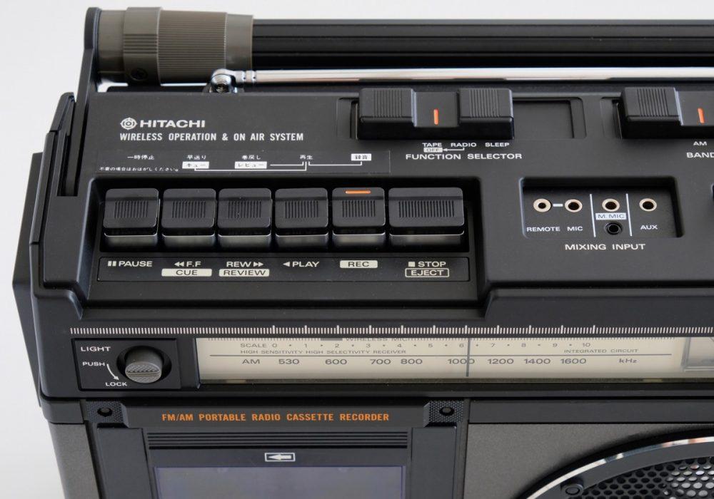 日立 HITACHI TRK-5260 单卡收录机