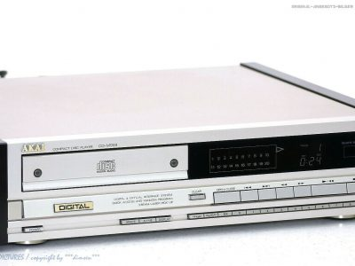 AKAI CD-M959 CD-Player CD播放机