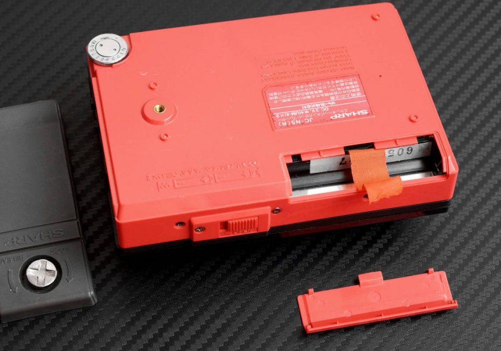 SHARP JC-N5 磁带随身听