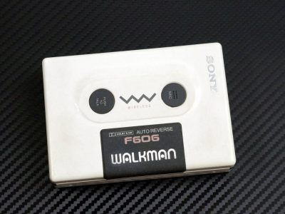 SONY WM-F606 WALKMAN 磁带随身听