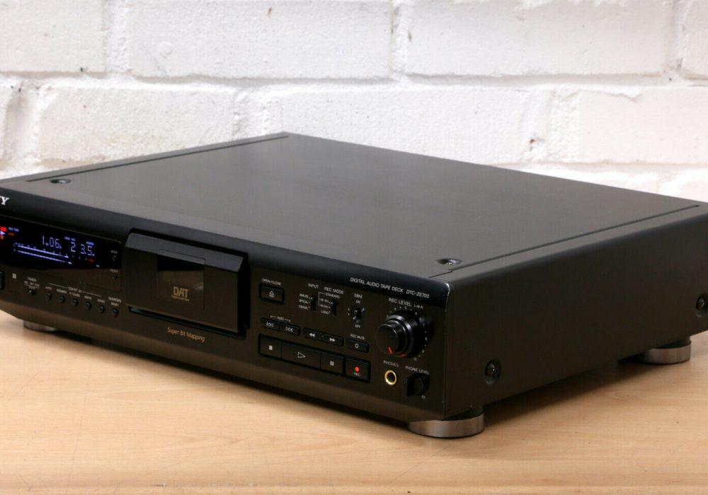 索尼 SONY DTC-ZE700 Hi-Fi DAT 播放机