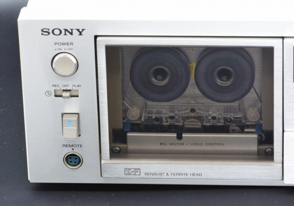 SONY TC-K65 卡座
