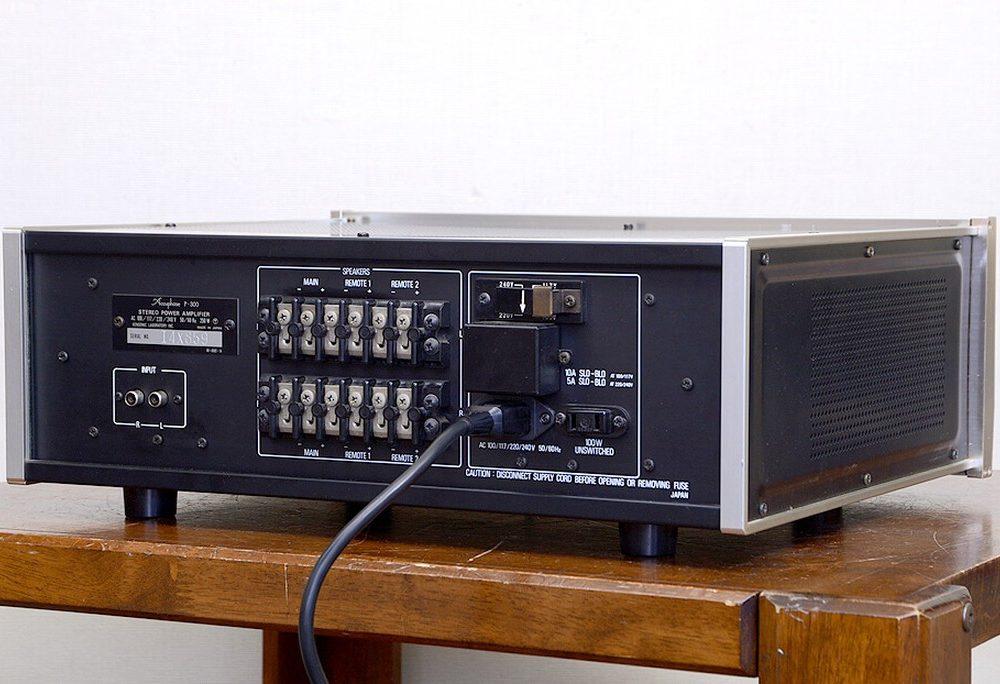 Accuphase P-300 前级功率放大器