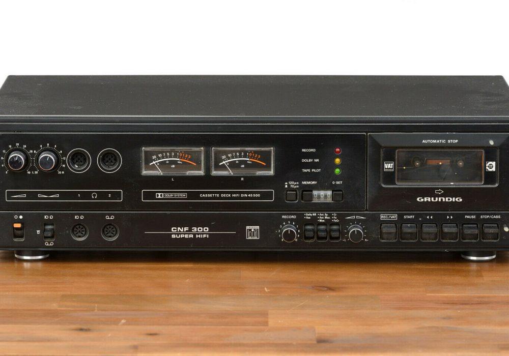 Grundig CNF300 卡座