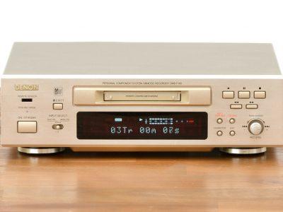 天龙 DENON DMD-F100 Minidisc MD录音机