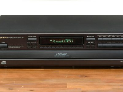 ONKYO DX-C320 CD-Player 6碟连放 CD播放机