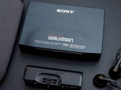 SONY WM-R707 WALKMAN 磁带随身听