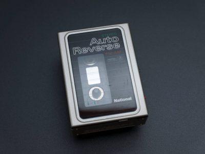 National RX-S70 磁带随身听