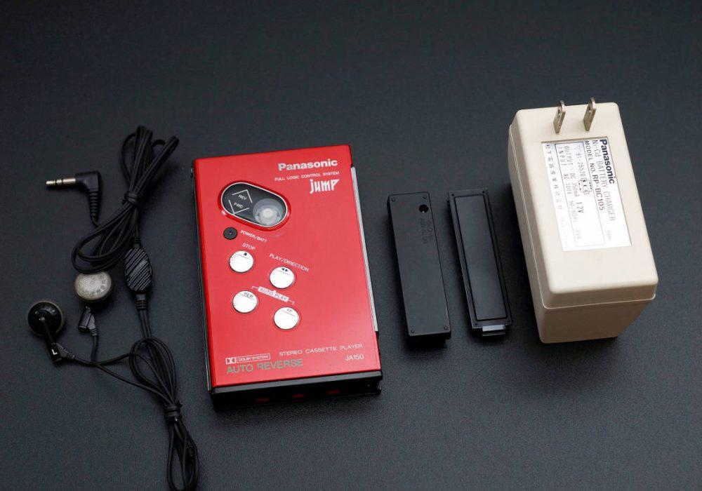 Panasonic RQ-JA150 磁带随身听