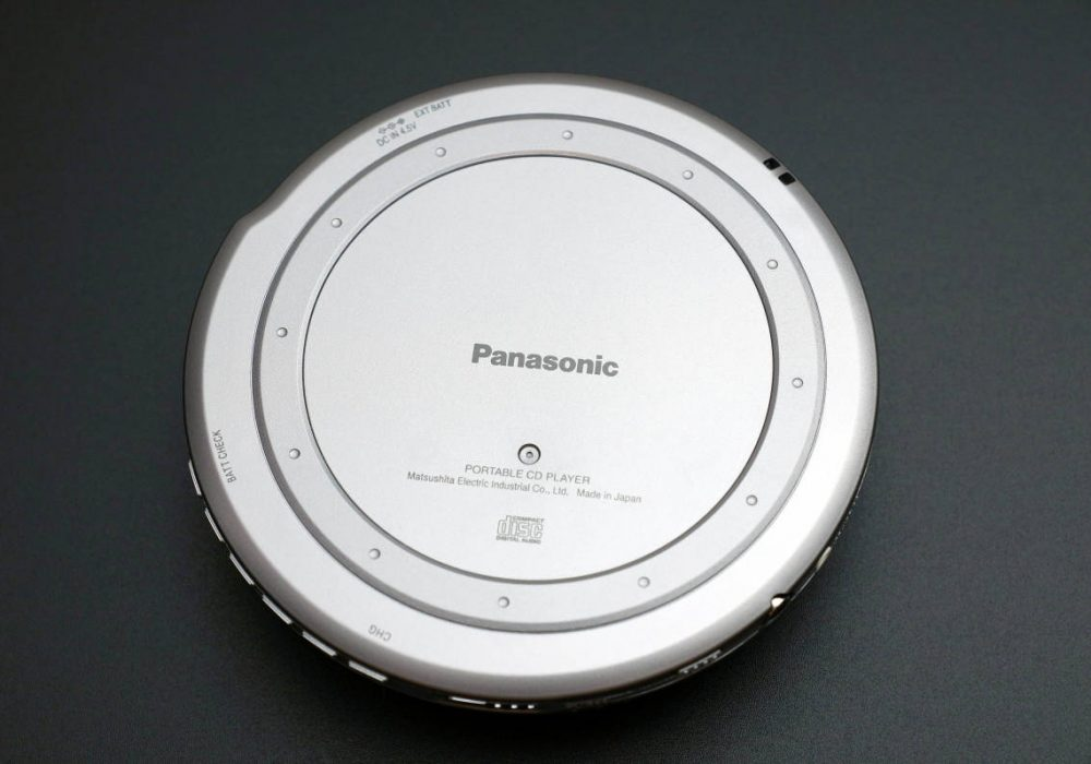 Panasonic SL-CT810 CD随身听