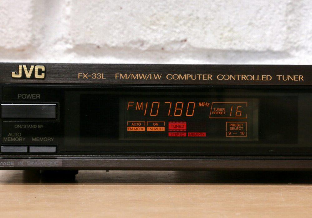 JVC FX-33L Tuner FM/MW/LW 收音头