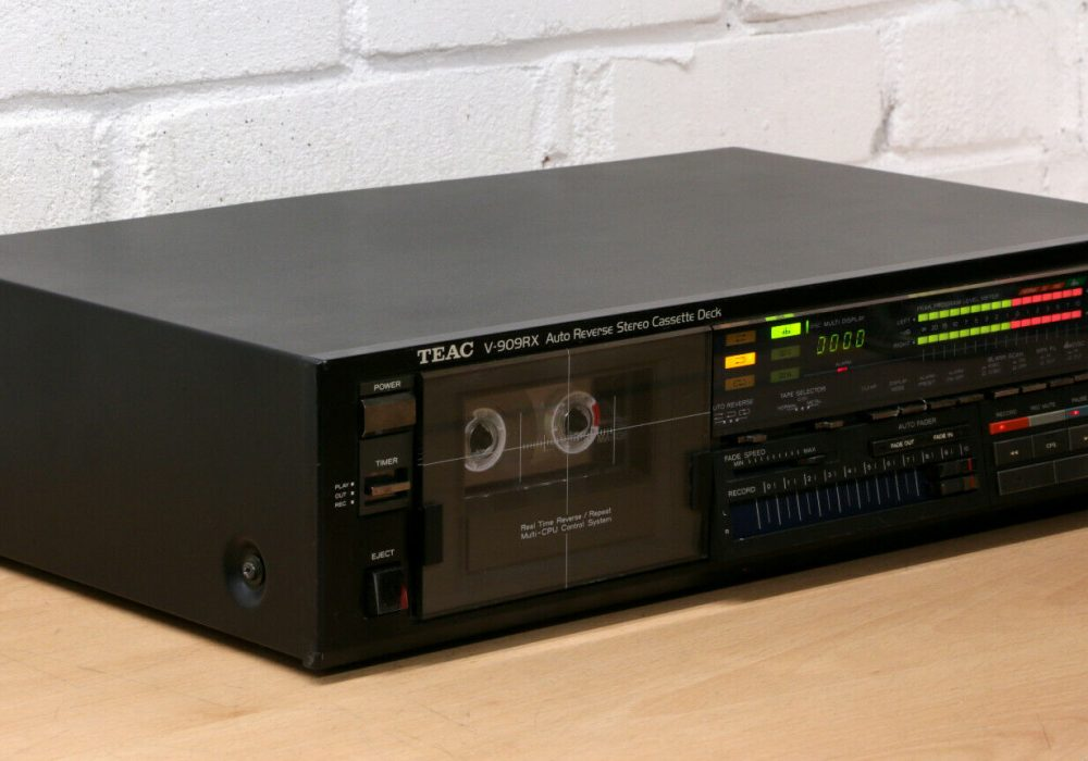 TEAC V-909RX 卡座