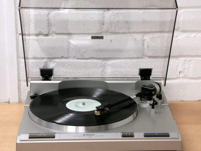 PIONEER PL-340 黑胶唱机