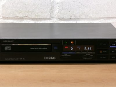 索尼 SONY CDP-30 Hi-Fi CD Player CD播放机