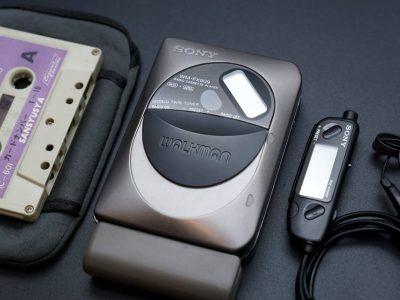 SONY WM-FX909 WALKMAN 磁带随身听