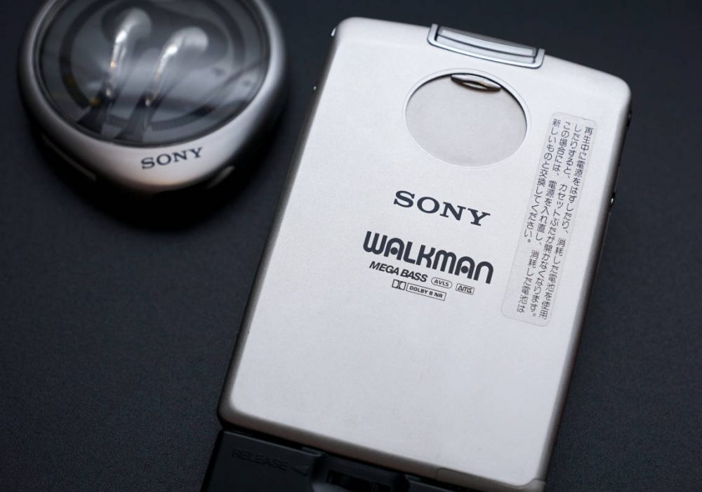 SONY WM-EX5 WALKMAN 磁带随身听