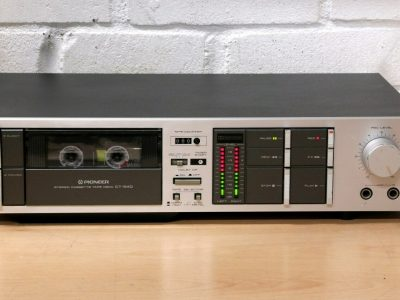 PIONEER CT-540 2-Head 卡座