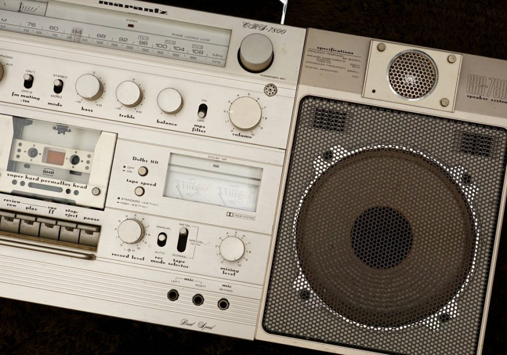 marantz CRS-7800 高级收录机