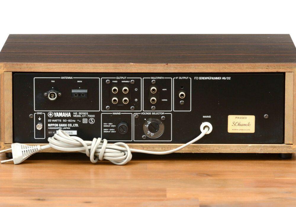 雅马哈 YAMAHA CT-7000 High-End 收音头