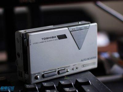 Toshiba KT-AS10 磁带随身听