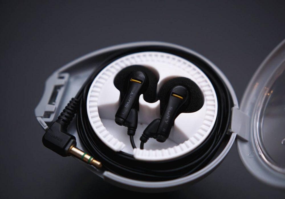 SONY MDR-E472 耳塞式耳机