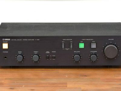 雅马哈 YAMAHA A-450 功率放大器