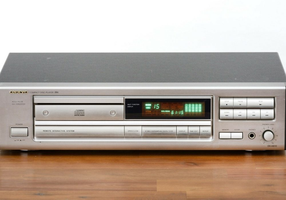 ONKYO DX-6810 CD播放机