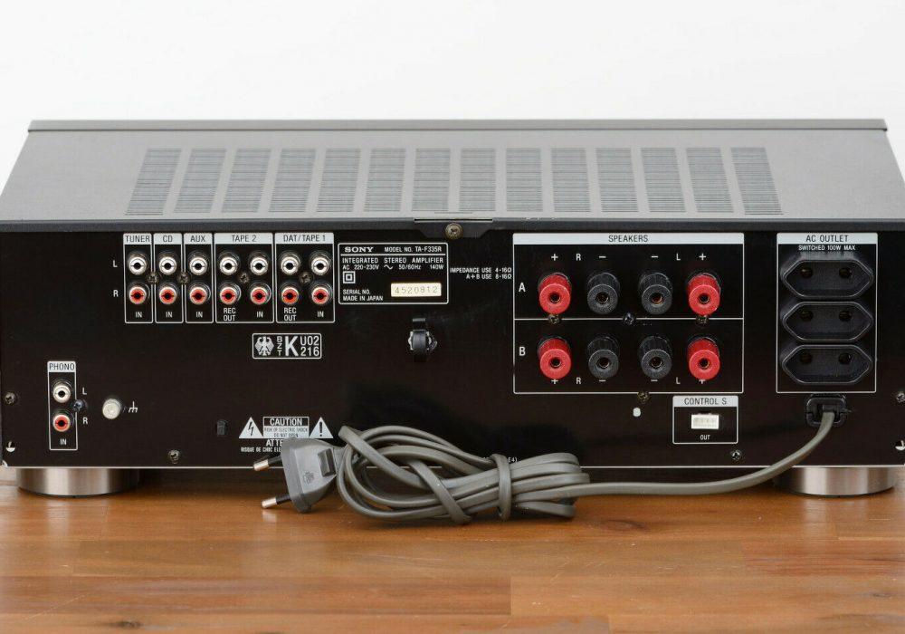 索尼 SONY TA-F335R 功率放大器
