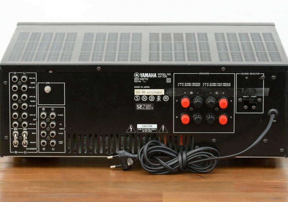 雅马哈 YAMAHA AX-700 功率放大器