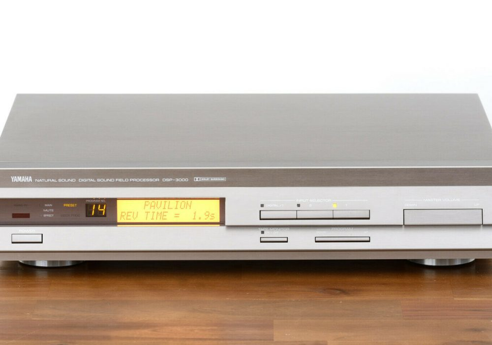 YAMAHA DSP-3000 High-End Digital Sound Processor